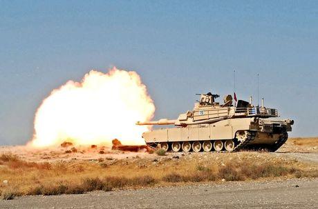 Nhan dien cac doi thu sung so cua sieu tang T-14 Armata - Anh 3