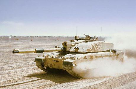 Nhan dien cac doi thu sung so cua sieu tang T-14 Armata - Anh 4