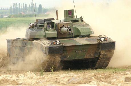 Nhan dien cac doi thu sung so cua sieu tang T-14 Armata - Anh 7
