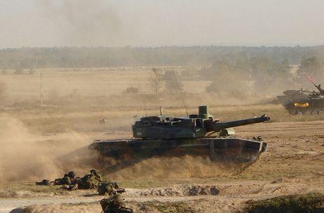 Nhan dien cac doi thu sung so cua sieu tang T-14 Armata - Anh 8