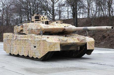 Nhan dien cac doi thu sung so cua sieu tang T-14 Armata - Anh 9