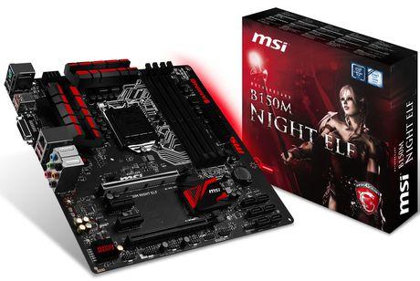MSI them hai bo mach chu Mini-ITX cho nen tang SkyLake - Anh 3
