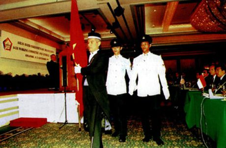 Quoc hoi Viet Nam: Chang duong 20 nam hoi nhap AIPO - Anh 1