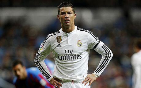 Het Bale, toi Isco khien Ronaldo 'dien tiet' - Anh 1