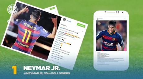 "Diem tin hau truong 19/09: Lo dien ngoi sao ""soan ngoi"" Ronaldo tren Instagram - Anh 1"