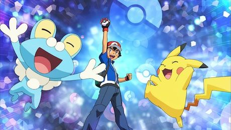 Pokemon the he XY phat song tren khung gio danh cho khan gia nhi - Anh 1
