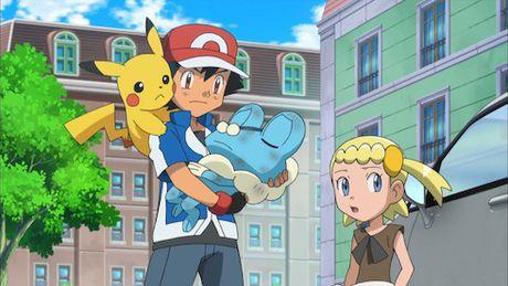 Pokemon the he XY phat song tren khung gio danh cho khan gia nhi - Anh 2