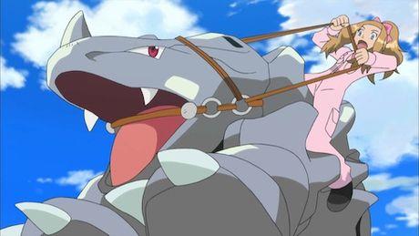 Pokemon the he XY phat song tren khung gio danh cho khan gia nhi - Anh 4