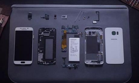 Thay vi nhom, Samsung se dung khung hop kim Magnesium tren Galaxy S7? - Anh 1
