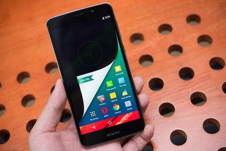 "Tren tay Zopo Speed 7 Plus: 5.5"" FullHD, 3GB RAM, 2 SIM, Android 5.1 gia 4 trieu - Anh 1"