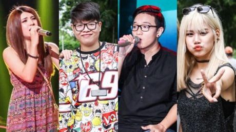 Top 4 Giong hat Viet 2015 tu hoi o Cuoc song thuong ngay truoc gio G - Anh 1