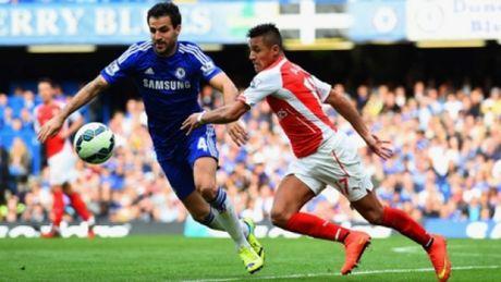 "18h45, ngay 19/9 Chelsea vs Arsenal: Chung to dang cap ""ong lon"" - Anh 1"