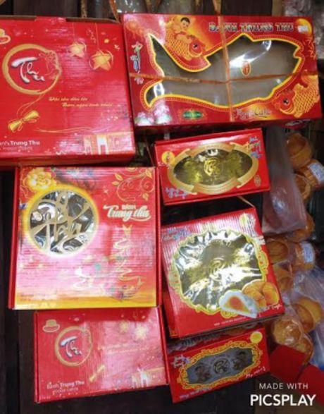 Cua hang Xuan Mai - Khoi dau dang tin cho che bien banh trung thu - Anh 3