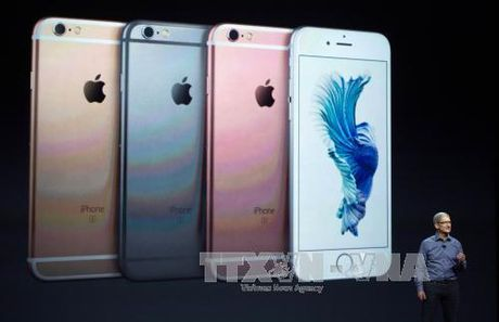 "Apple ""dan diem"" trong cuoc dau phap ly voi Samsung - Anh 1"