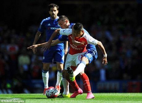 Tuong thuat Chelsea vs Arsenal 2-0: Phao tit ngoi - Anh 1