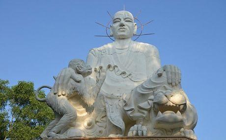 Ky 2: Noi tu luyen vo hoc cua Ly Cong Uan va bai quyen phap ao dieu - Anh 2