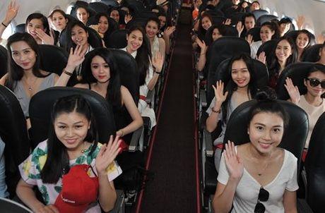 Bikini Vietjet se tai xuat cung Hoa Hau Hoan Vu Viet Nam - Anh 4