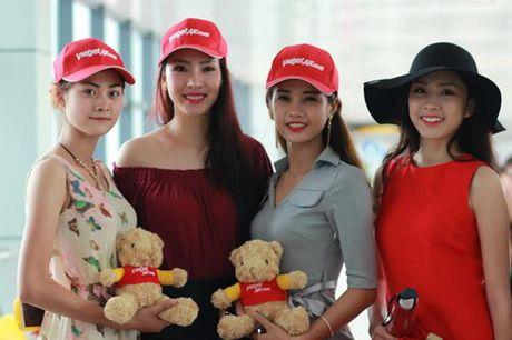 Bikini Vietjet se tai xuat cung Hoa Hau Hoan Vu Viet Nam - Anh 6