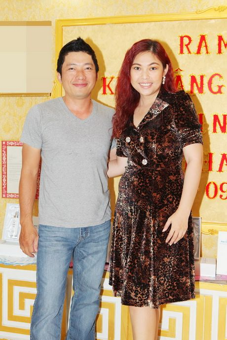 "Vo chong Phi Thanh Van hanh phuc sau nghi an ""bau gia"" - Anh 10"