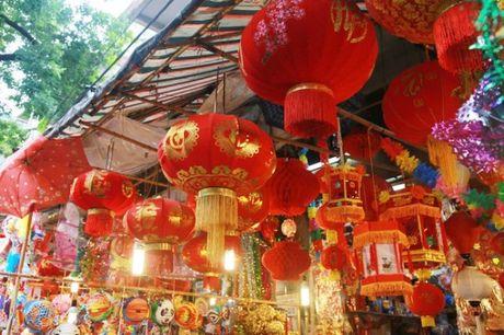 """Do choi Trung thu truyen thong """"phu do"""" Hang Ma - Anh 2"""