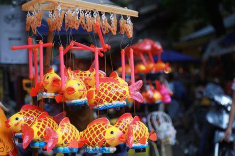 """Do choi Trung thu truyen thong """"phu do"""" Hang Ma - Anh 6"""