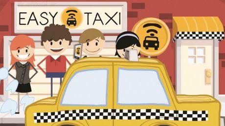 GrabTaxi va Uber cung tranh gianh thi truong Dong Nam A - Anh 2