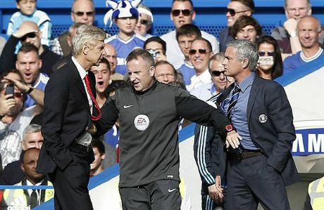 "Derby London: Wenger ""chi day"" Mourinho - Anh 1"