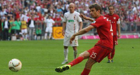 "Darmstadt - Bayern: ""Hum xam"" di san - Anh 1"