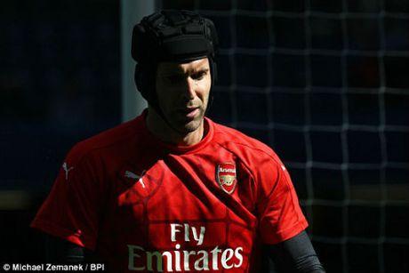 TRUC TIEP Chelsea - Arsenal: Nhap cuoc tu tin - Anh 6