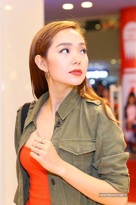 Minh Hang mac ca tinh di su kien - Anh 4