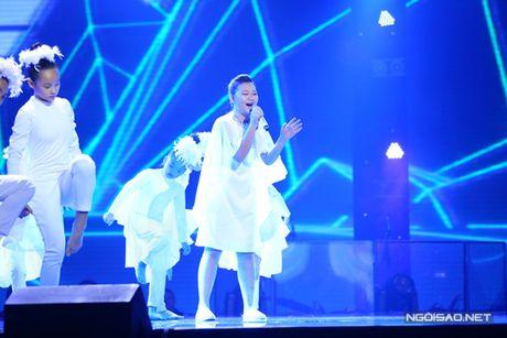 Luu Huong Giang cang thang vi giong hat opera nhi - Anh 3
