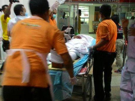 Danh bom lien tiep tai Thai Lan - Anh 1