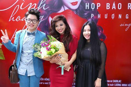 """Co gai """"vua an, vua hat"""" duoc Dam Vinh Hung do dau ra mat single dau tay - Anh 2"""