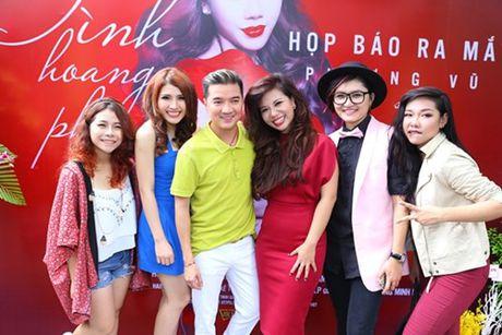 """Co gai """"vua an, vua hat"""" duoc Dam Vinh Hung do dau ra mat single dau tay - Anh 4"""