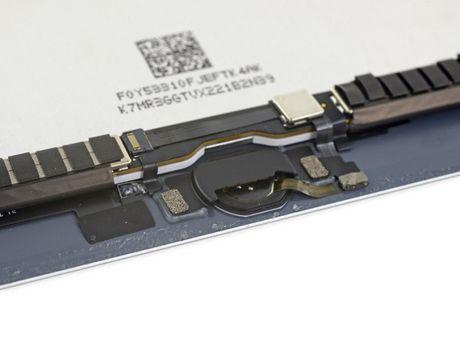 iFixit mo iPad Mini 4: RAM 2GB, kho sua chua - Anh 7
