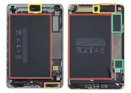 iFixit mo iPad Mini 4: RAM 2GB, kho sua chua - Anh 8