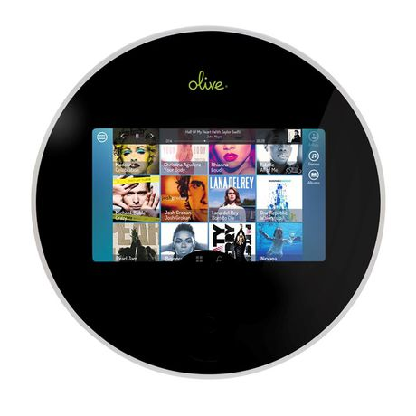 AnhDuy ra mat Olive ONE - music server 'tat ca trong mot' - Anh 3