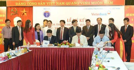 VietinBank danh 30.000 ty dong dau tu phat trien Nganh Y te - Anh 2