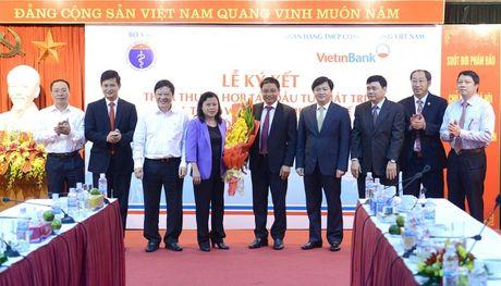 VietinBank danh 30.000 ty dong dau tu phat trien Nganh Y te - Anh 4