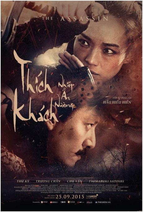"""Phim vo hiep """"Thich khach Nhiep an nuong"""" du Oscar 2016 - Anh 1"""