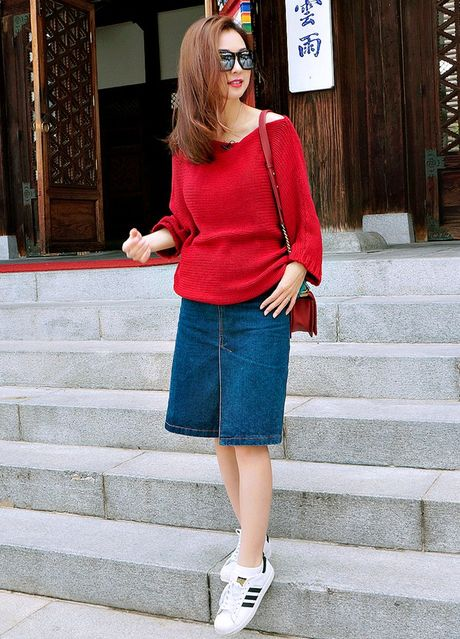 Hoa hau Jennifer Pham tao bao dien mot khoe noi y dao pho - Anh 6