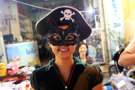 Hot girl di cho trung thu Hang Ma - Anh 9