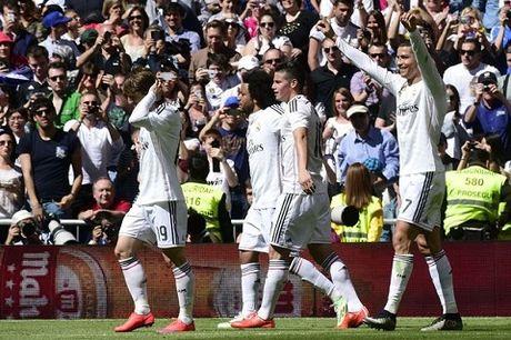 Truoc tran Real vs Granada: Cho sieu ky luc cua Ronaldo - Anh 2
