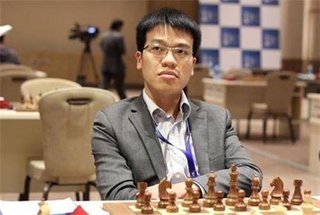 Quang Liem dung buoc dang tiec sau cac van tie-break - Anh 1