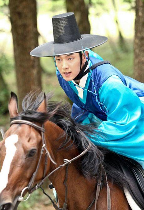 Ba vai dien an tuong cua my nam Lee Jun Ki - Anh 3