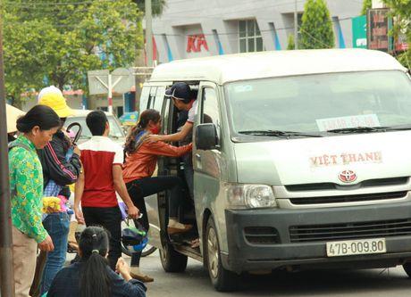 "Dak Lak: Tang cuong TTKS, nha xe Viet Thanh ""vang bong"" - Anh 1"
