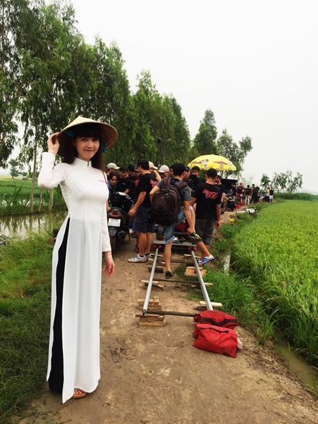 "Cao Thai Son ""ban nha lau, xe hoi lam MV"", Thuy Hanh len tieng - Anh 8"