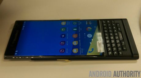 Lo giao dien cua BlackBerry Venice chay Android - Anh 5