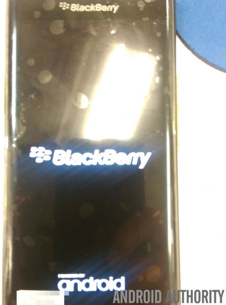 Lo giao dien cua BlackBerry Venice chay Android - Anh 9