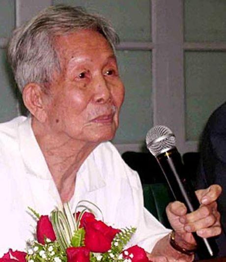 Giai thuong Tran Van Giau: Lai suat tu 1.000 luong vang luon mong... co nguoi nhan - Anh 1